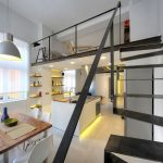 Refurbished Industrial Loft Apartment In Rome