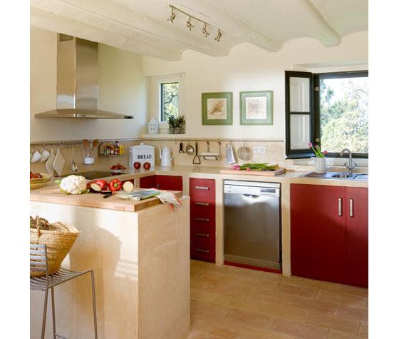 Antique Mediterranean Homes Interior Design Architecture: Mediterranean Home With Rustic Charm
