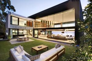 Modern Ocean View Home with Open Floor Plan