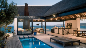Private Ocean View Home with Swimming Pool