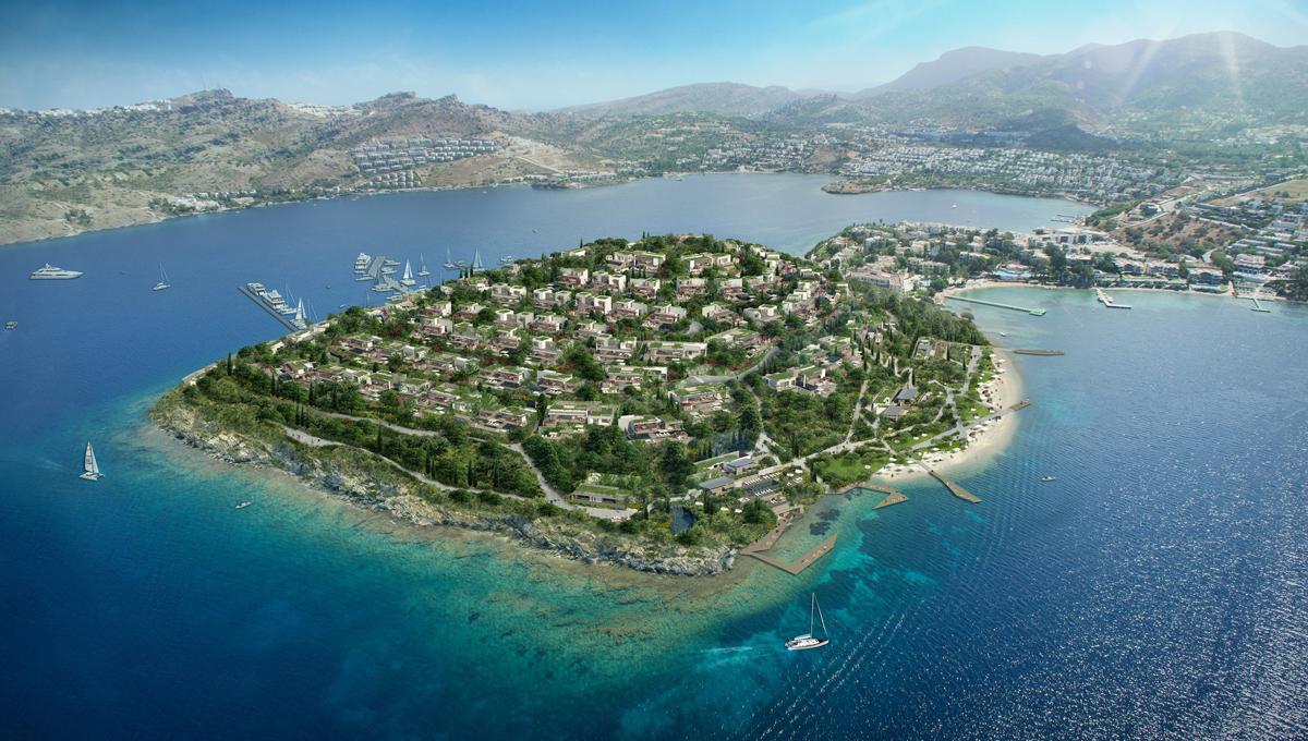 Epique Island Bodrum Turkey