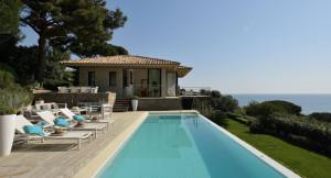 Modern Mediterranean Home with Ocean View