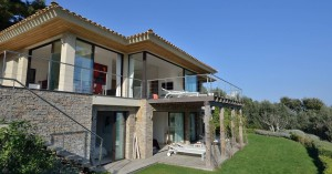 Provençal Architeture on the French Riviera