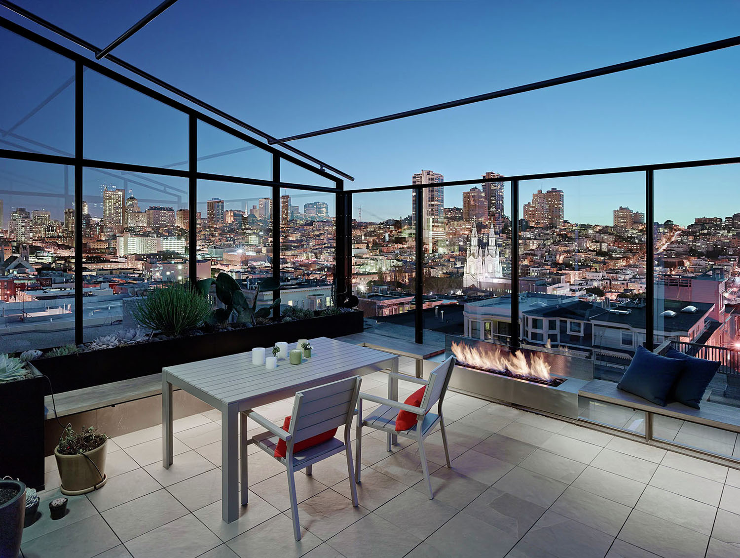 Multi Level Remodeled Home In San Francisco With Abundance