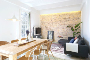 Modern Barcelona Apartment