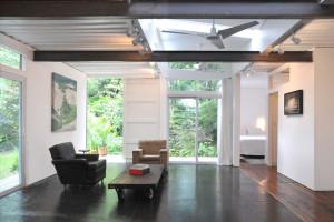 Cozy Prefab Home Interior