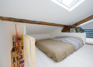 Attic Bedroom Loft