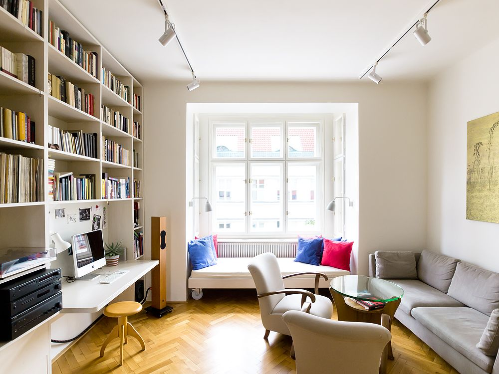 Renovated Prague Apartment
