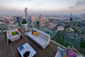 Penthouse Roof Terrace