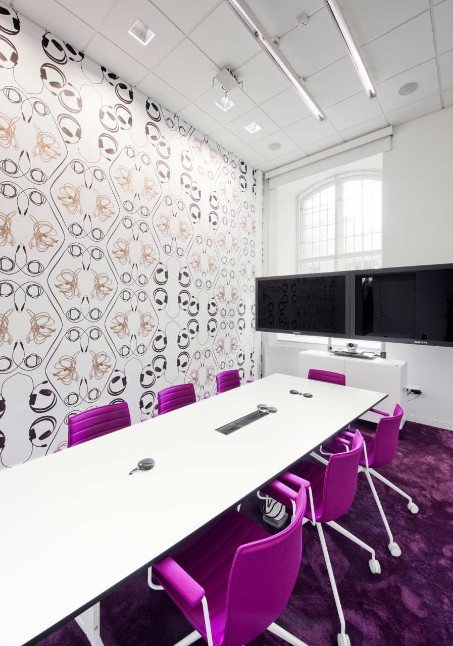 Skype Office Interior Design In Stockholm Idesignarch