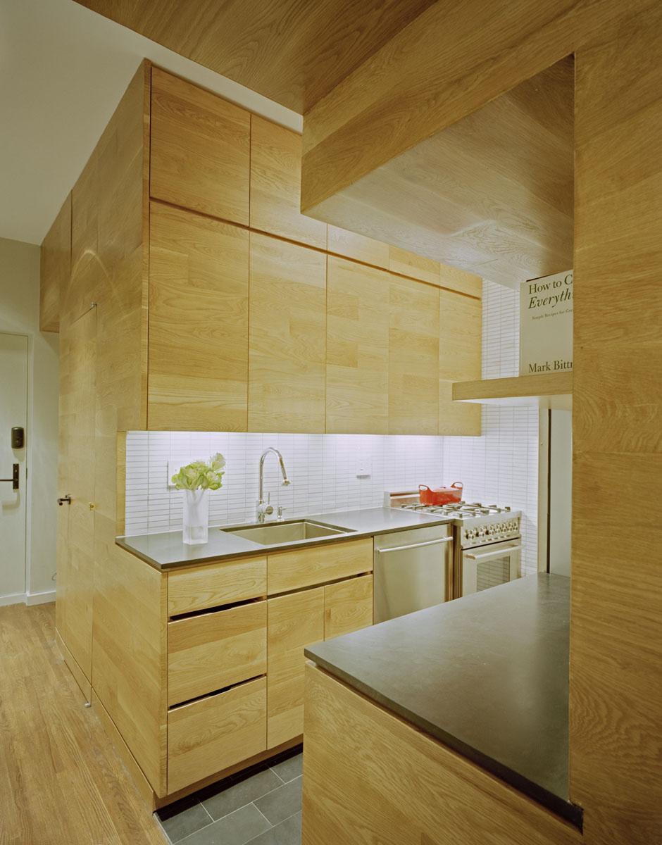 Small Studio Apartment Design In New York | iDesignArch ...