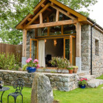 Small Cottage Barn Conversion In North Wales