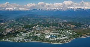 Sochi 2014 Olympic Park Venues