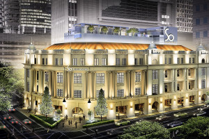 Sofitel So Singapore in old Telecommunications Building