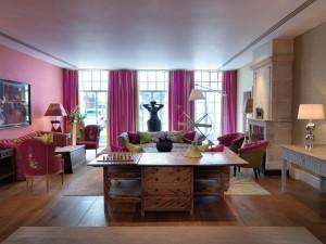 Contemporary London Hotel Apartment