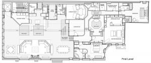 Manhattan Penthouse Floor Plan