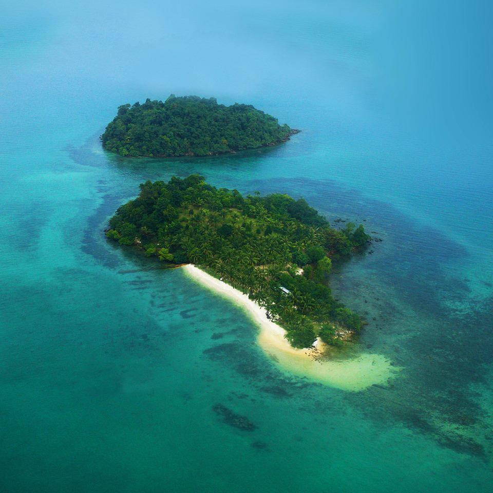 Koh Ouen and Koh Bong Islands
