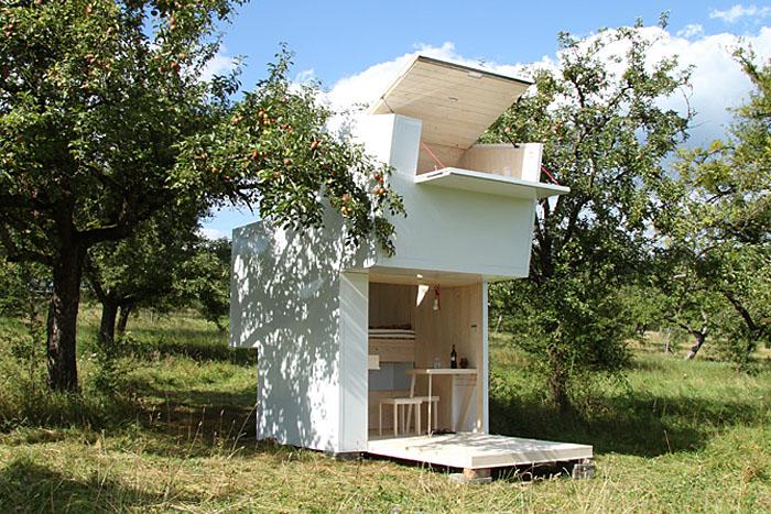 Small Mobile Cabin