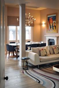 Contemporary London Penthouse Apartment