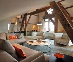 St Pancras Contemporary Penthouse London