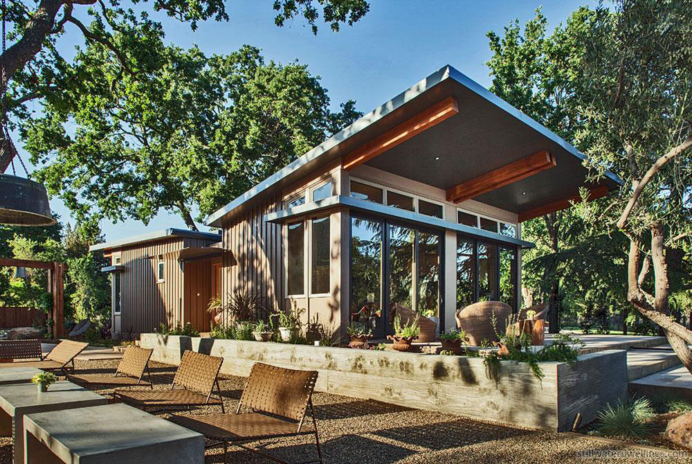 Affordable Contemporary Architect Designed Prefab Home