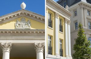 Neoclassical Columns, Pillars and Elements