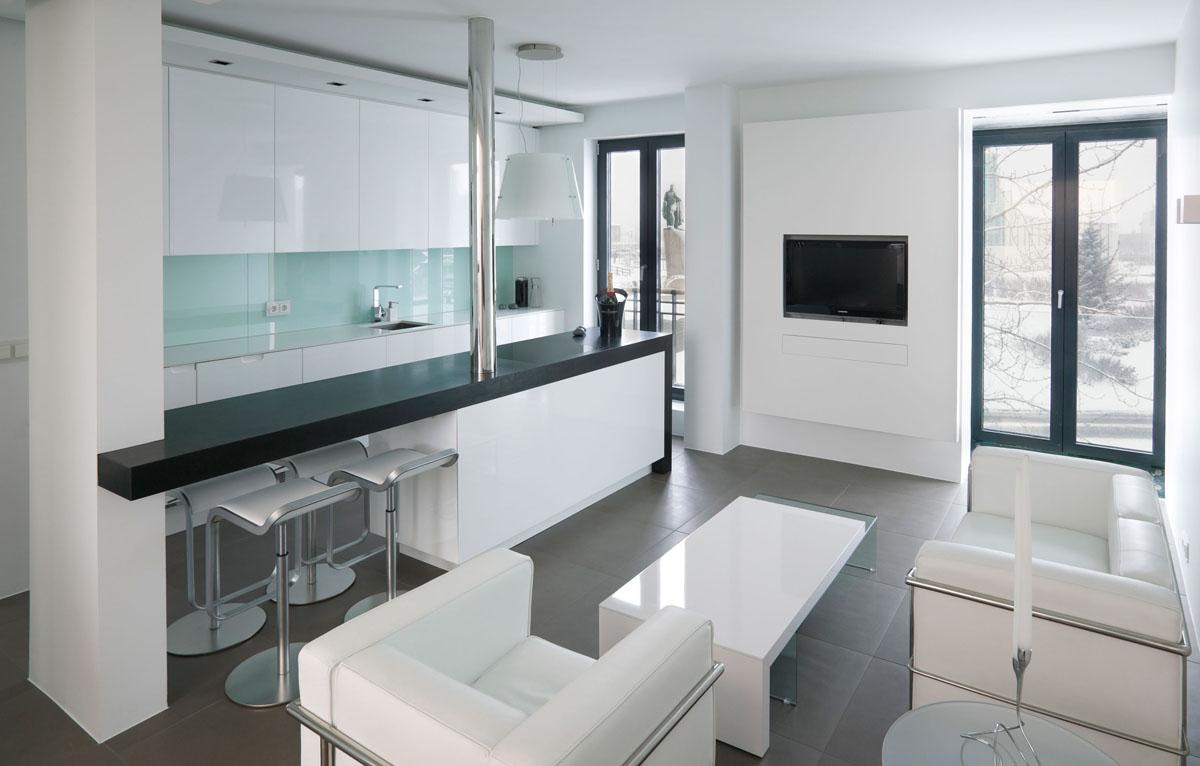 560 Square Foot Studio Apartment In Iceland