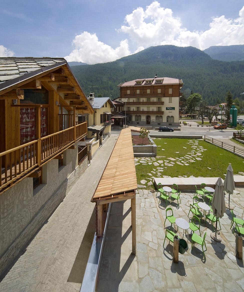 Pragelato Historical Mountain Village