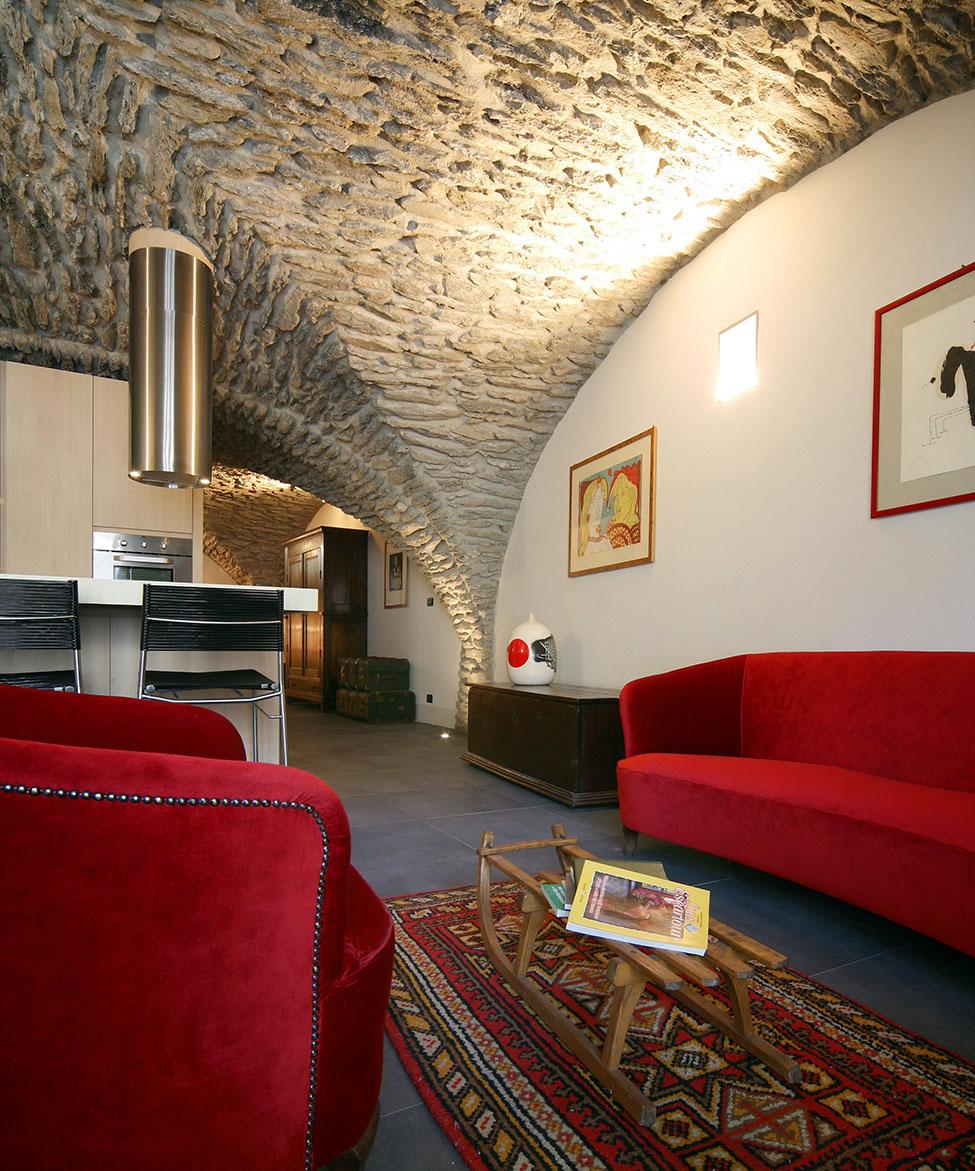 Riverloft Apartments: Modern Apartments In Restored Historical Village In