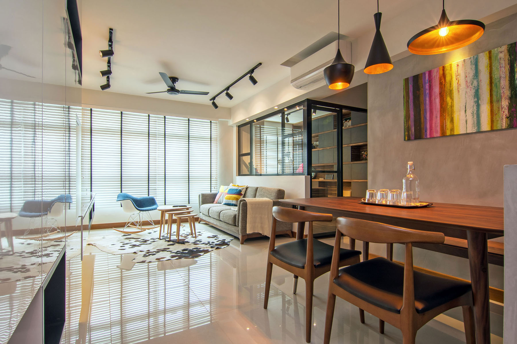 Cozy Apartment In Singapore With
