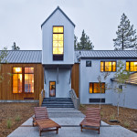 Contemporary Tahoe Country House Inspired By Its Surroundings