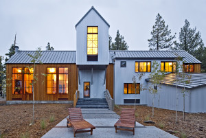 Modern Alpine Home