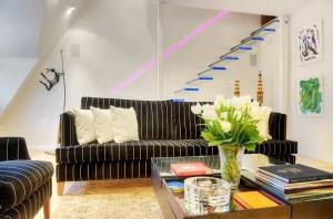 Contemporary Apartment Decor