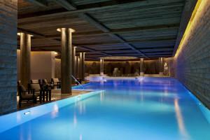 The Alpina Gstaad Hotel Spa