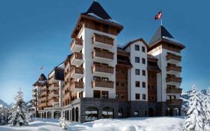 The Alpina Gstaad Hotel Switzerland