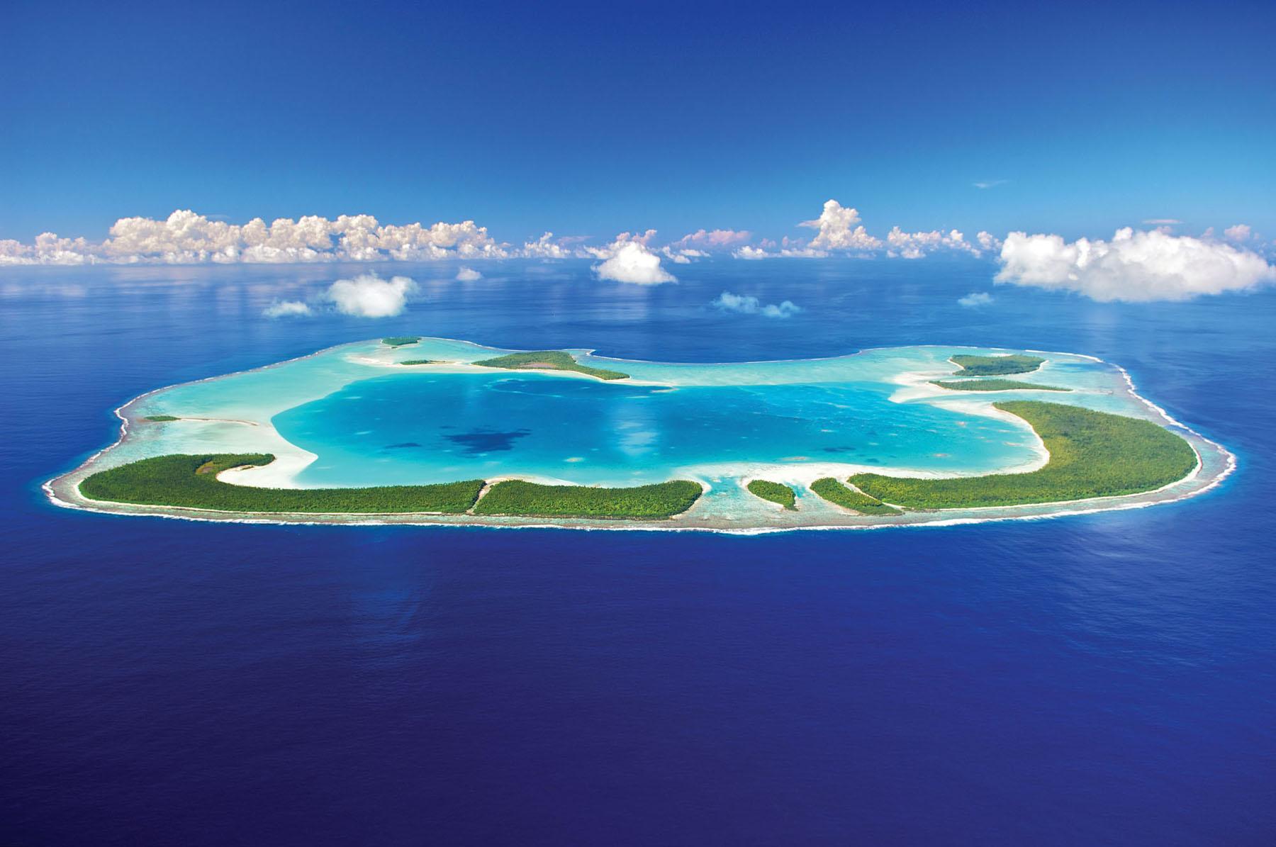 Marlon Brando Tahitian Private Island