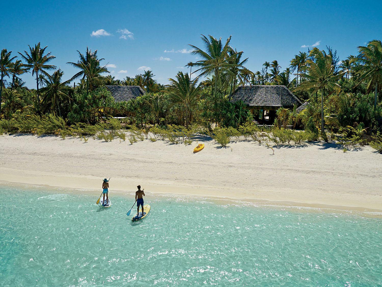 Marlon Brando French Polynesia Luxury Island Resort Hotel