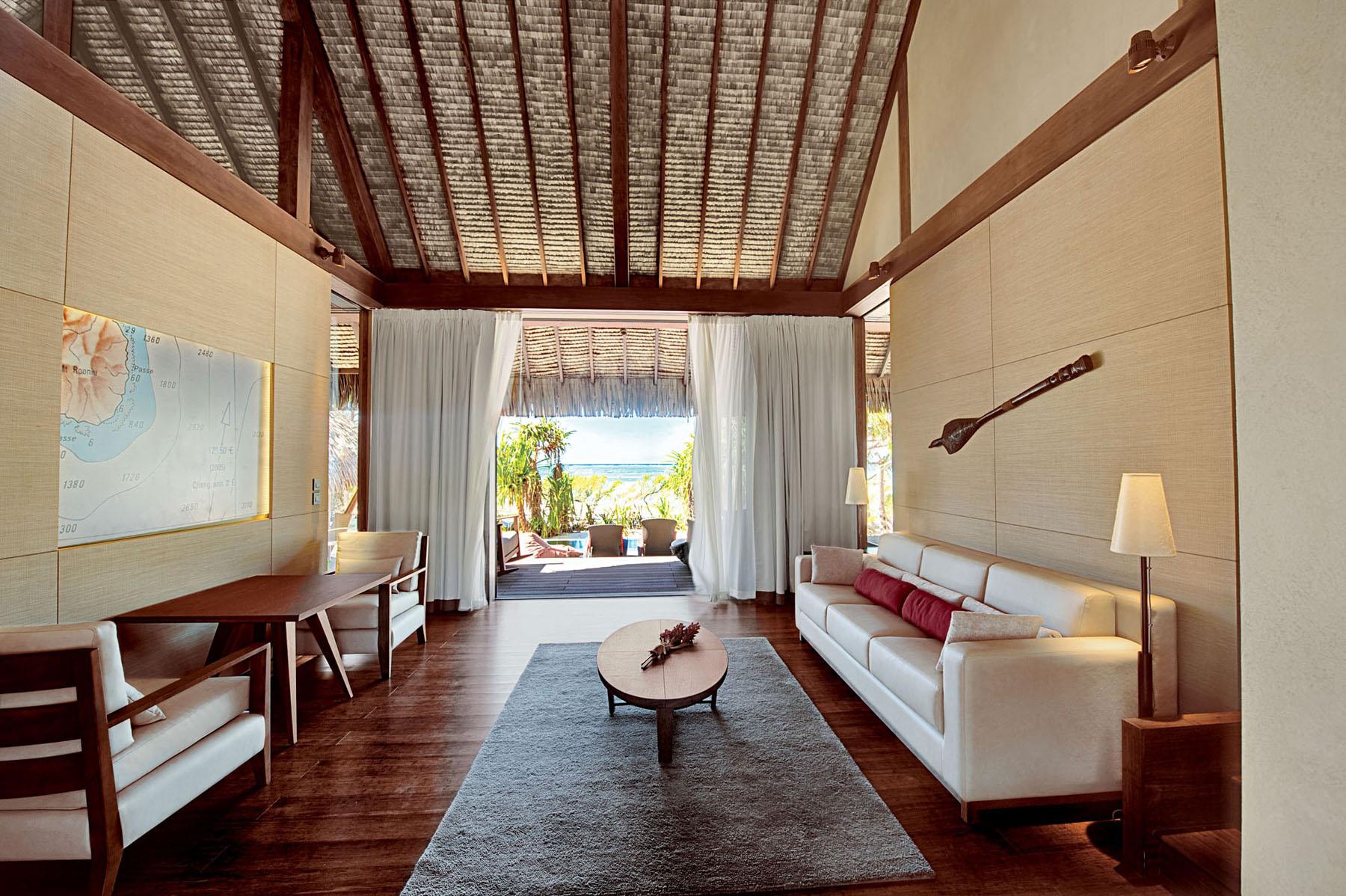Tetiaroa Island Resort Villa