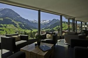 Contemporary Alpine Hotel
