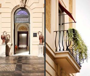 The Corner Rome Townhouse Hotel