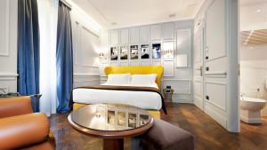 Elegant Chic Interior Bedroom Design