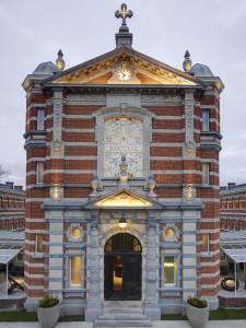 Church Restaurant in Antwerp