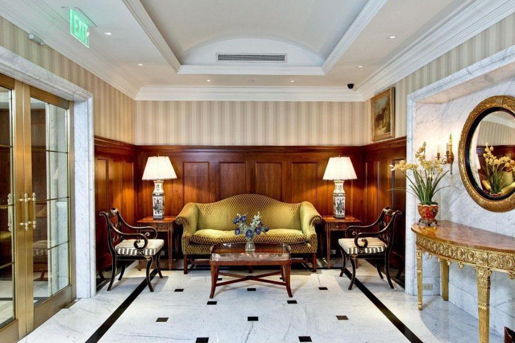 Luxury Condo Lobby