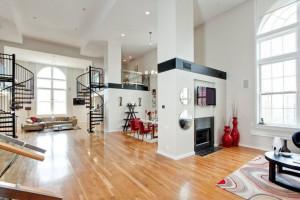 Philadelphia Luxury Penthouse Loft