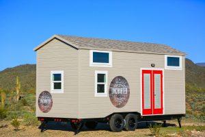 Tiny Home On Wheels