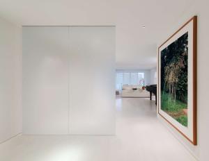 Hugh Newell Jacobsen Modern Apartment Design