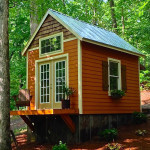 180 Square Foot Tiny House With The Open Feel Of A Full-Time Home
