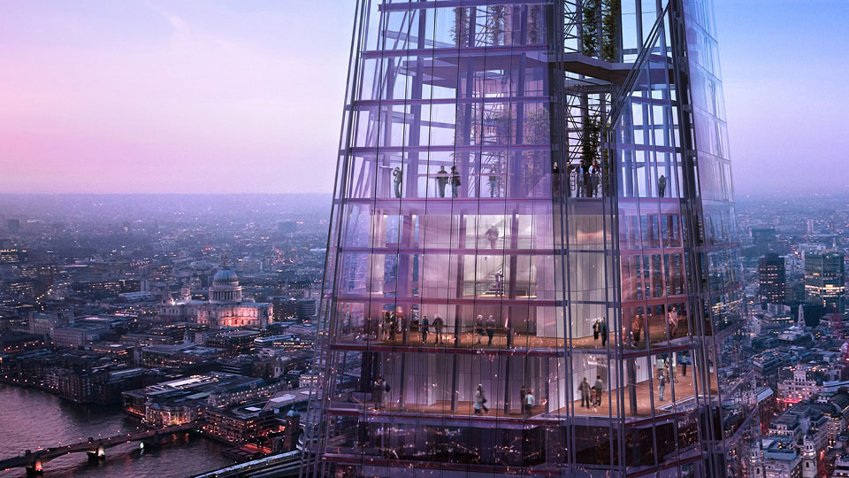 The Shard Observation Decks