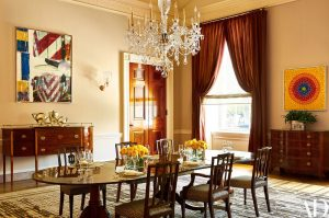 The White House Old Family Dining Room