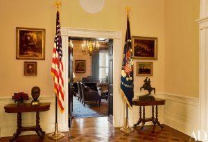 The Treaty Room Entrance